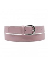 ceinture grande taille - ceinture Yves rose