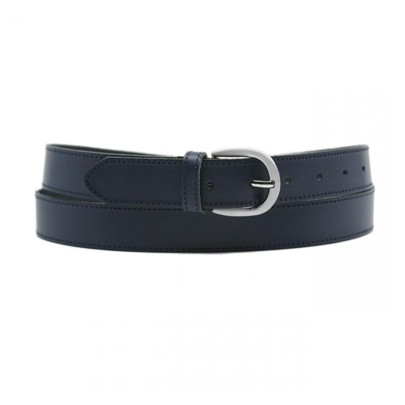 ceinture grande taille - ceinture Yves marine