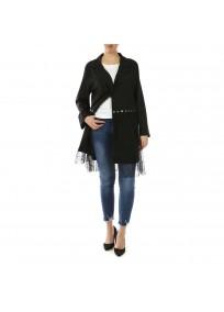 Veste grande taille - veste légère à oeillets 2W (face 2)